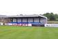 Brackley Town FC - New Football Stand